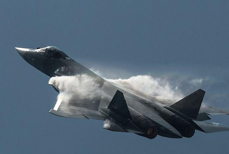 Tiem kich Su-57 Nga lan dau hoan thanh bai bay thu nghiem hoan hao-Hinh-16