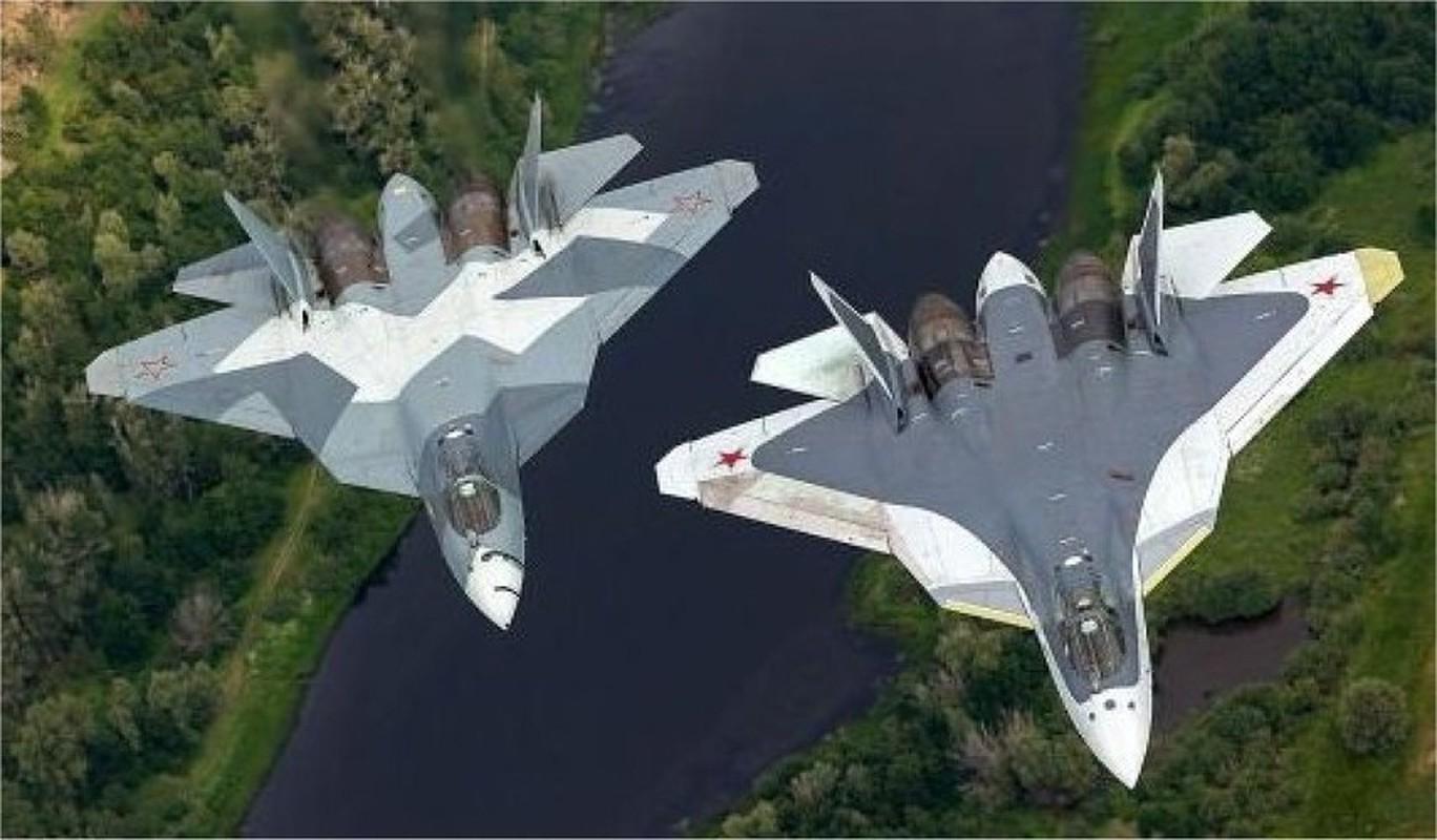 Tiem kich Su-57 Nga lan dau hoan thanh bai bay thu nghiem hoan hao-Hinh-22