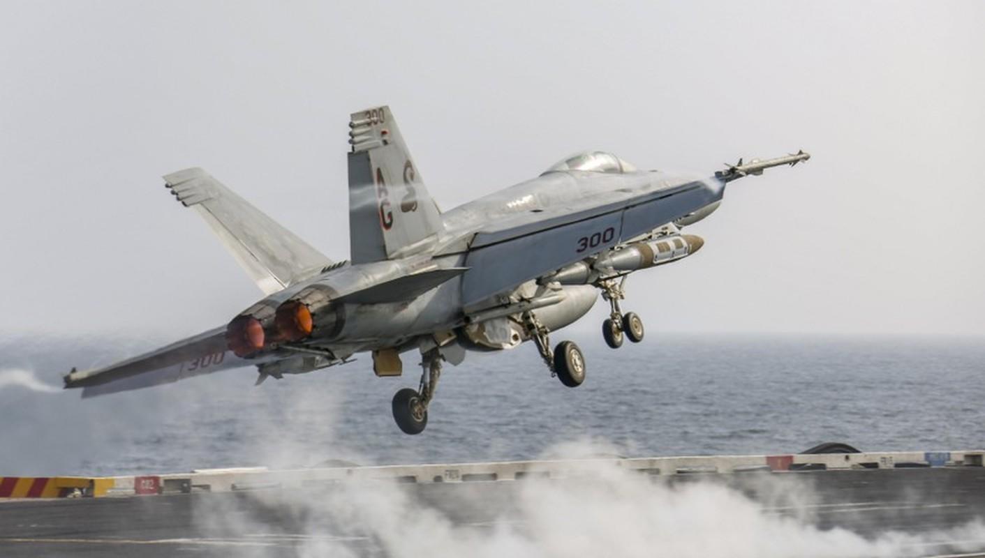 Iran suyt ban ha tiem kich ham F/A-18, Hai quan My lap tuc dan mat!-Hinh-4