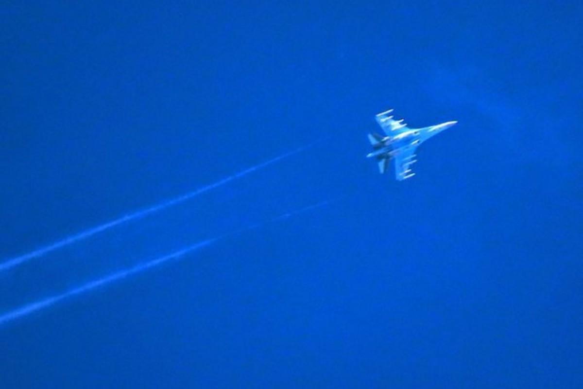 Su-27 Nga roi rat gan vi tri nhom tau chien NATO, chuyen gi da xay ra?-Hinh-3