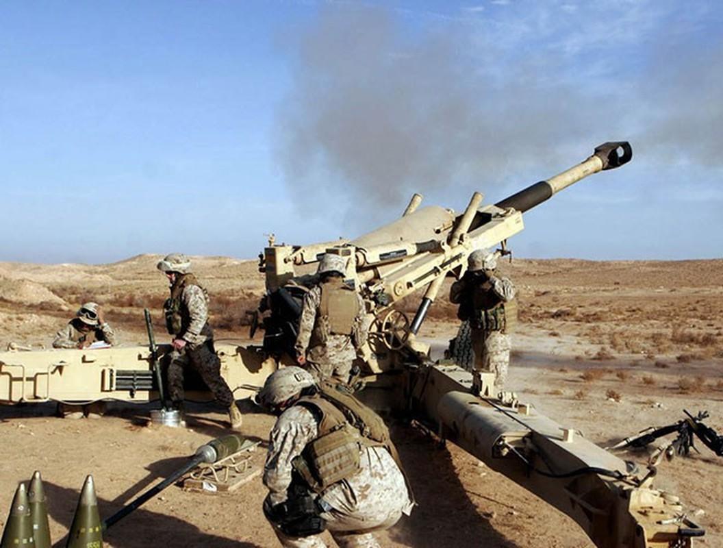 Phien quan Syria lam cach nao de so huu luu phao hang nang M198 cua My?-Hinh-10