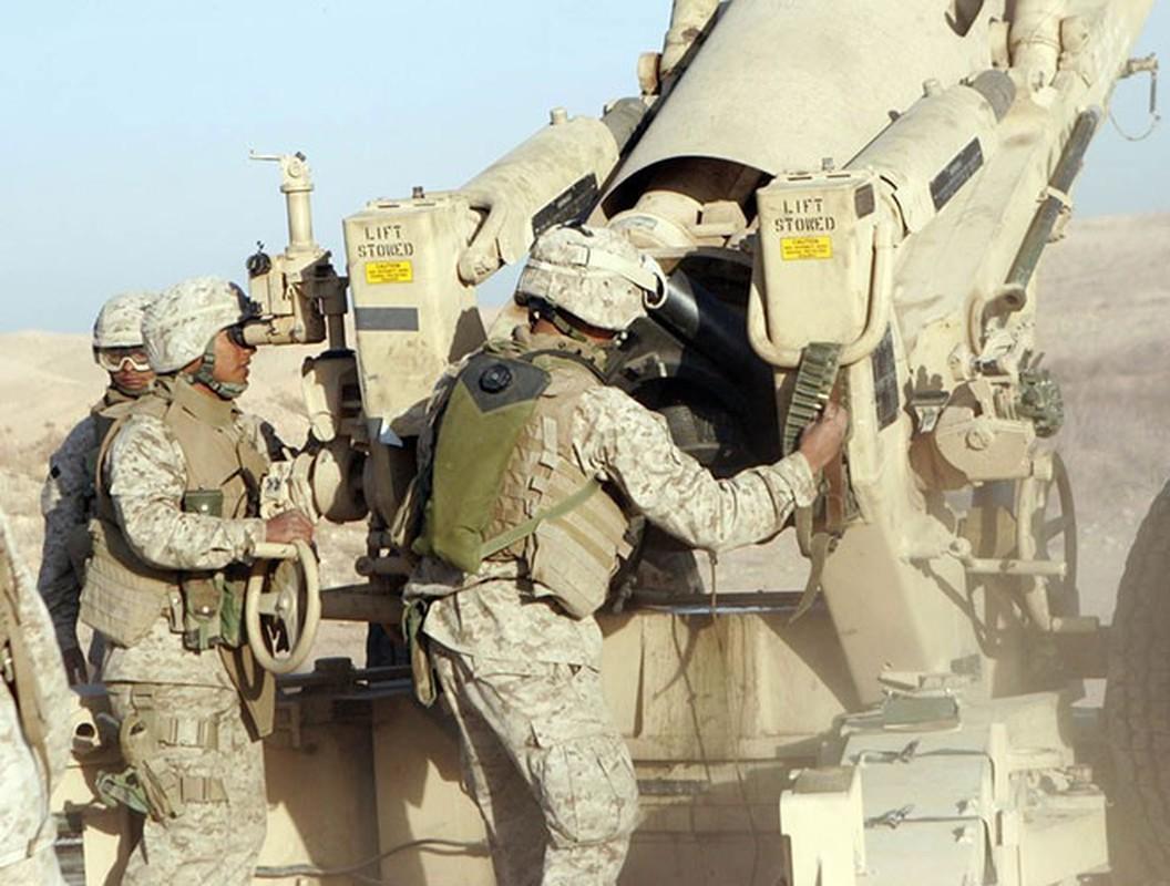 Phien quan Syria lam cach nao de so huu luu phao hang nang M198 cua My?-Hinh-14