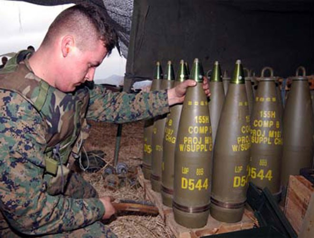 Phien quan Syria lam cach nao de so huu luu phao hang nang M198 cua My?-Hinh-15