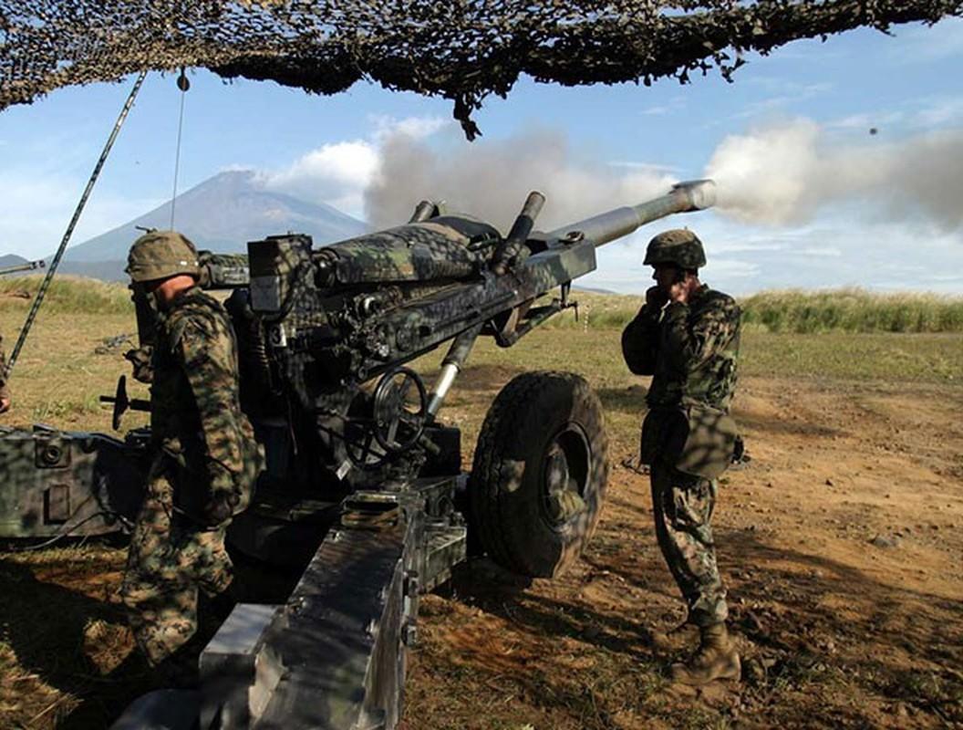 Phien quan Syria lam cach nao de so huu luu phao hang nang M198 cua My?-Hinh-9
