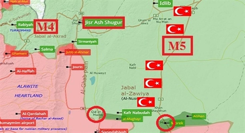 Phien quan khong chiu rut khoi cao toc M4 va the kho cua Tho Nhi Ky o Syria-Hinh-2