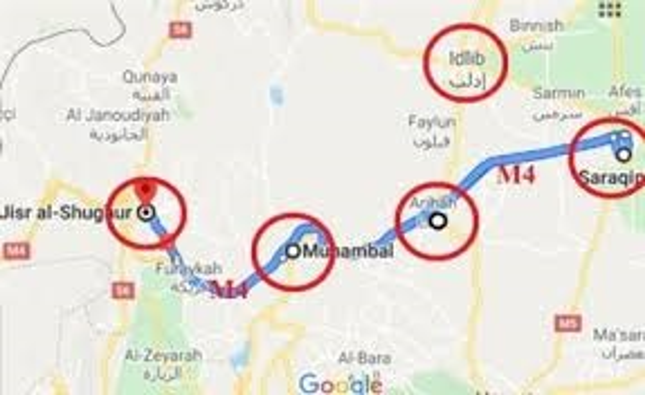 Phien quan khong chiu rut khoi cao toc M4 va the kho cua Tho Nhi Ky o Syria-Hinh-4
