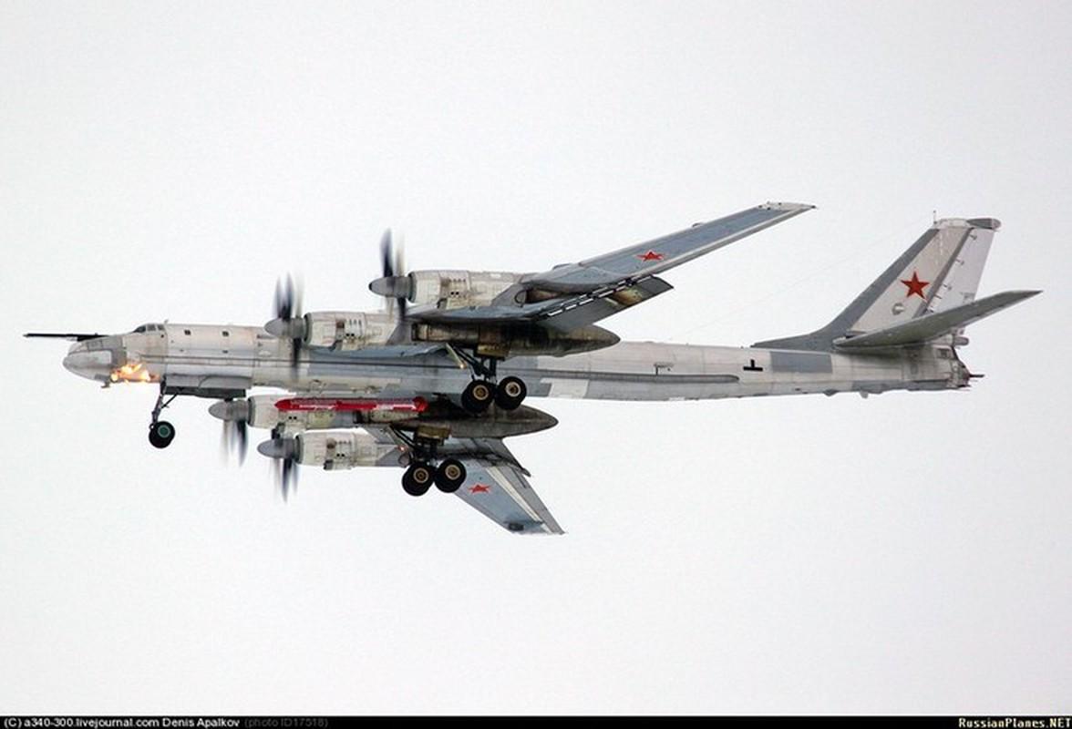 Tu-95MSM hoan thien, Khong quan Nga nhu