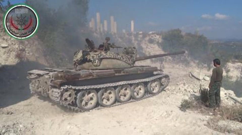 Quan doi Syria mo cuoc tan cong lon doc theo chien tuyen Nam Idlib-Hinh-2