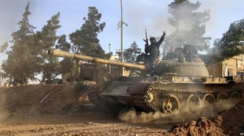 Quan doi Syria mo cuoc tan cong lon doc theo chien tuyen Nam Idlib-Hinh-6