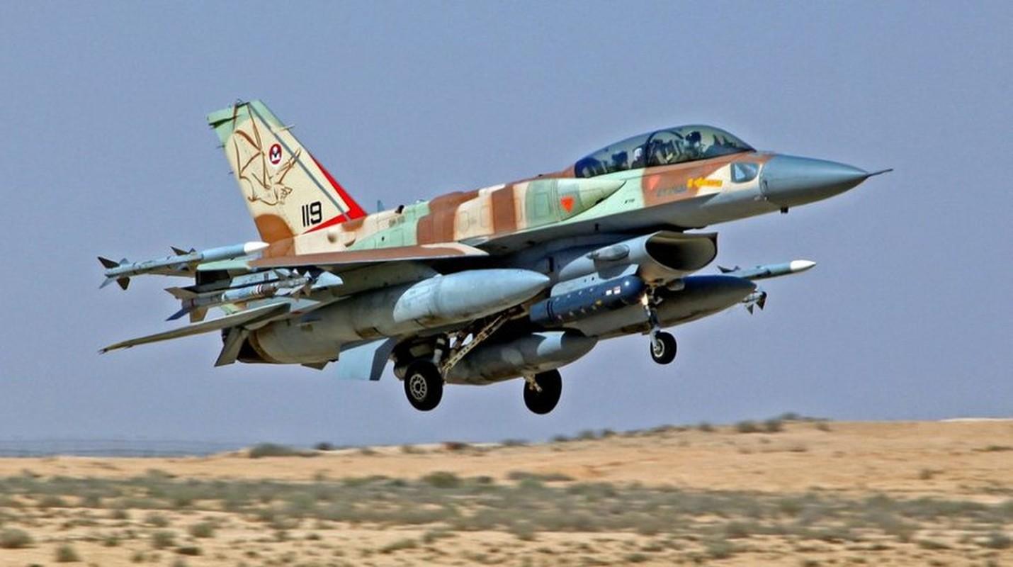 Tiem kich Israel mang ten lua Delilah khong kich Damascus nhung that bai-Hinh-5