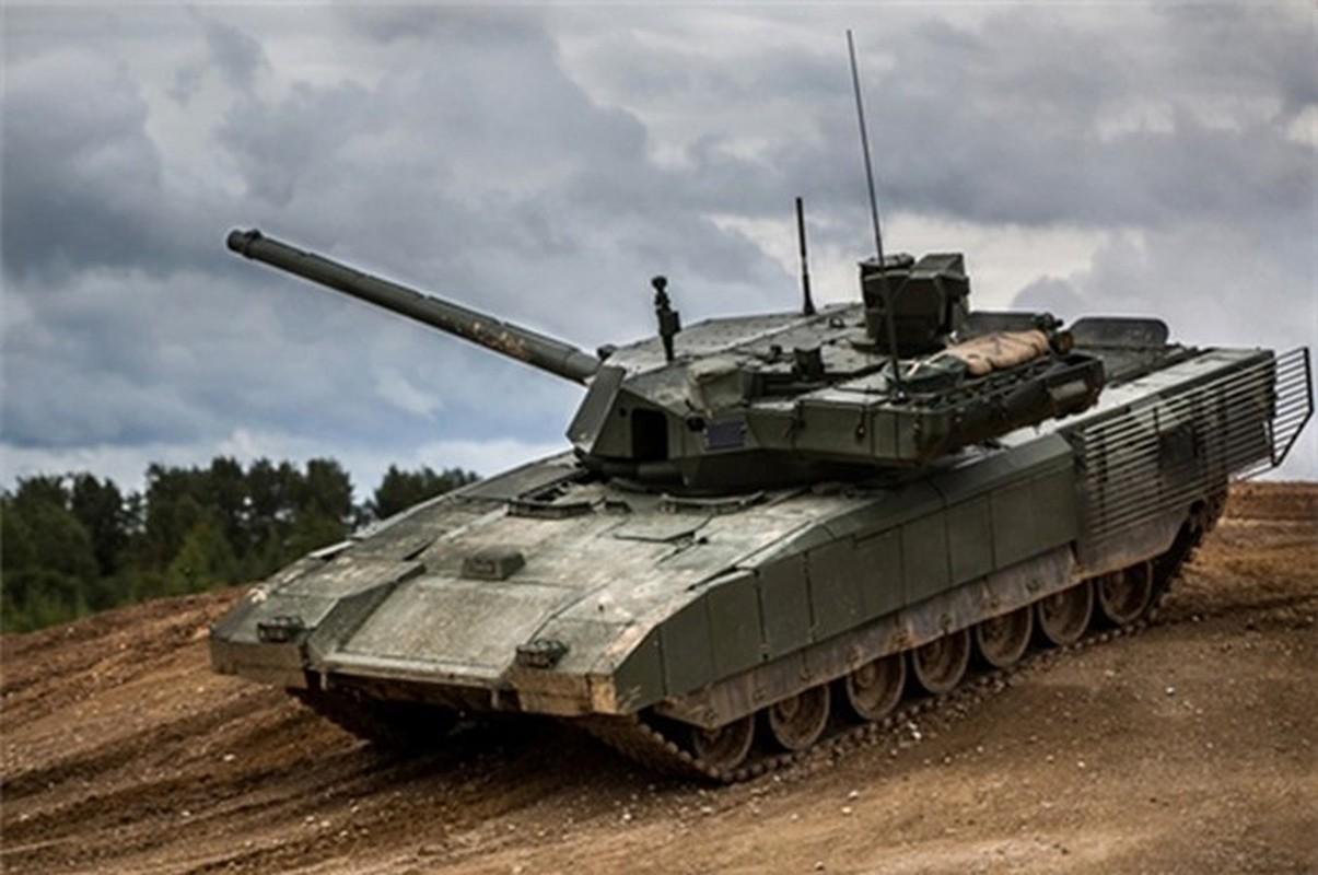 Trung Quoc che xe tang T-14 Armata va tiem kich Su-57 cua Nga vo dung o Syria-Hinh-2