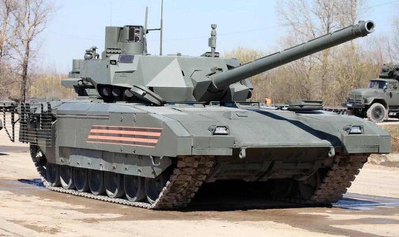 Trung Quoc che xe tang T-14 Armata va tiem kich Su-57 cua Nga vo dung o Syria-Hinh-4