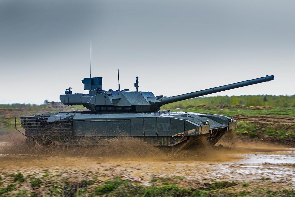 Trung Quoc che xe tang T-14 Armata va tiem kich Su-57 cua Nga vo dung o Syria-Hinh-5