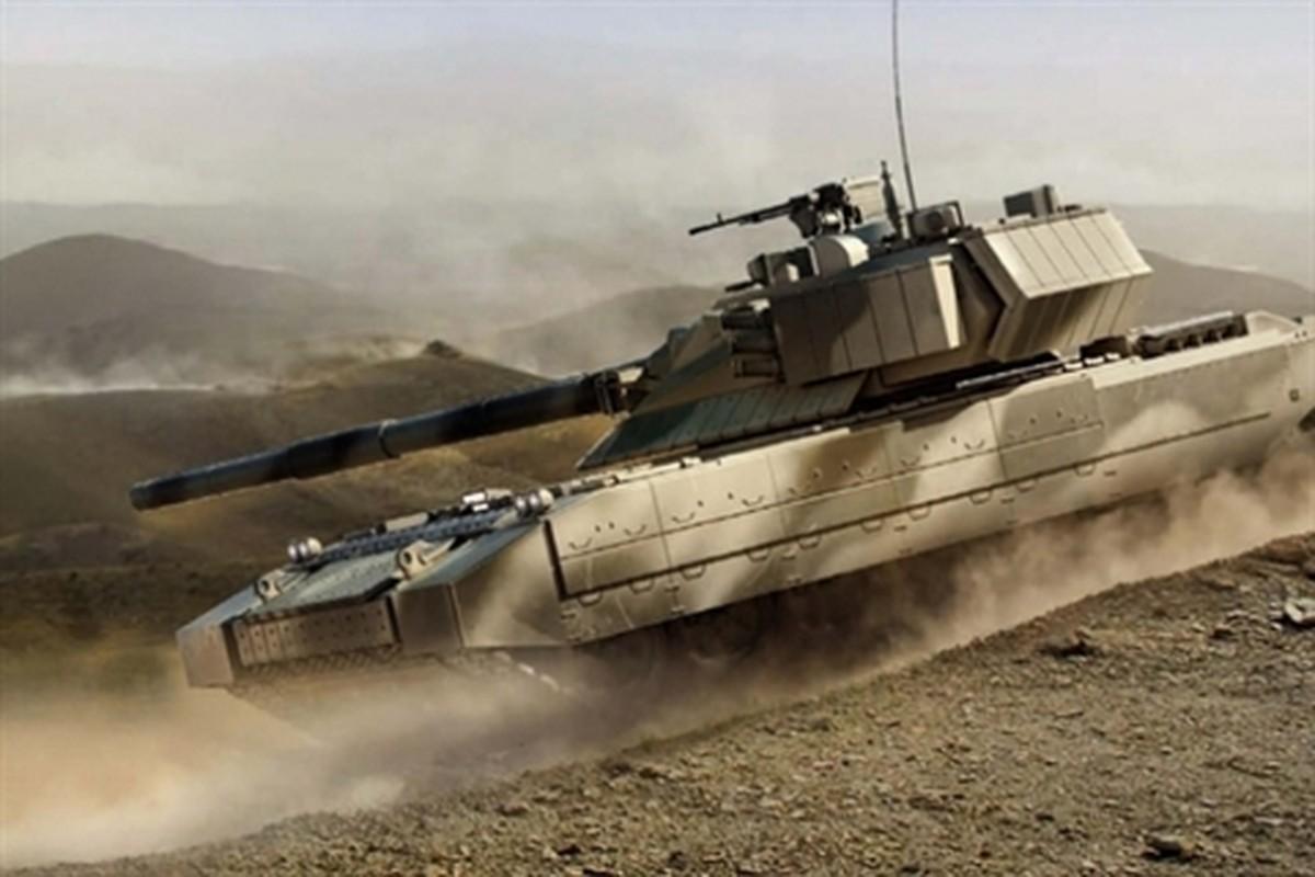Trung Quoc che xe tang T-14 Armata va tiem kich Su-57 cua Nga vo dung o Syria-Hinh-6
