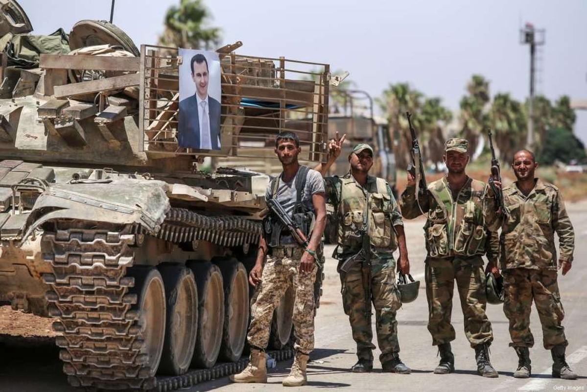 """Su doan thien chien nhat Syria hanh quan than toc, quyet """"an thua du"""" voi Israel-Hinh-10"""
