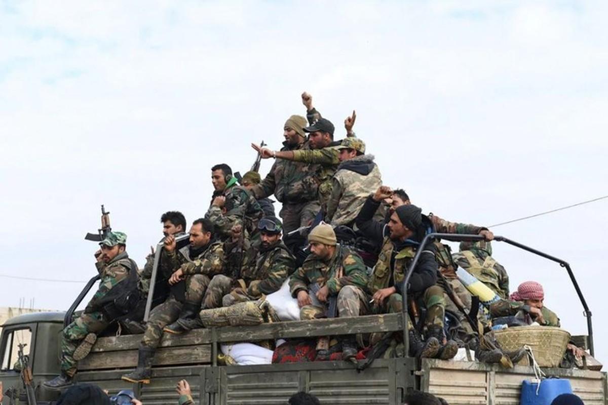 """Su doan thien chien nhat Syria hanh quan than toc, quyet """"an thua du"""" voi Israel-Hinh-14"""