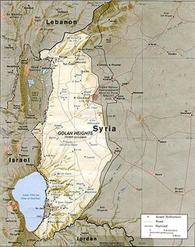 """Su doan thien chien nhat Syria hanh quan than toc, quyet """"an thua du"""" voi Israel-Hinh-3"""