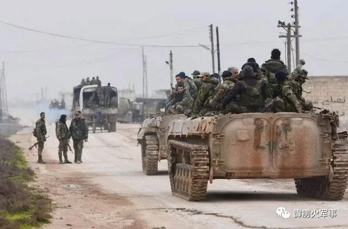 """Su doan thien chien nhat Syria hanh quan than toc, quyet """"an thua du"""" voi Israel-Hinh-8"""