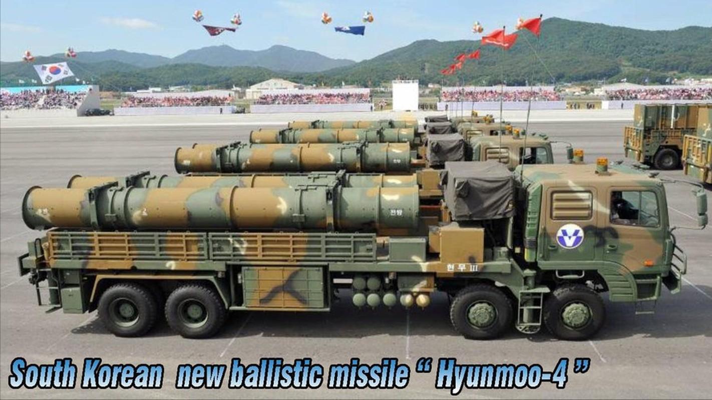 Khong chiu kem Trieu Tien, Han Quoc phong ten lua Hyunmoo-4 cuc manh-Hinh-12