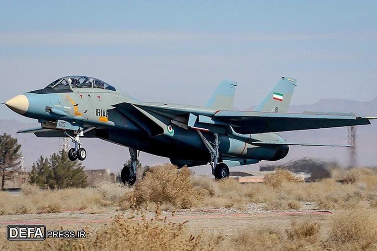 Tiem kich F-14 Tomcat Iran tang suc manh nho Nga va Trung Quoc-Hinh-10
