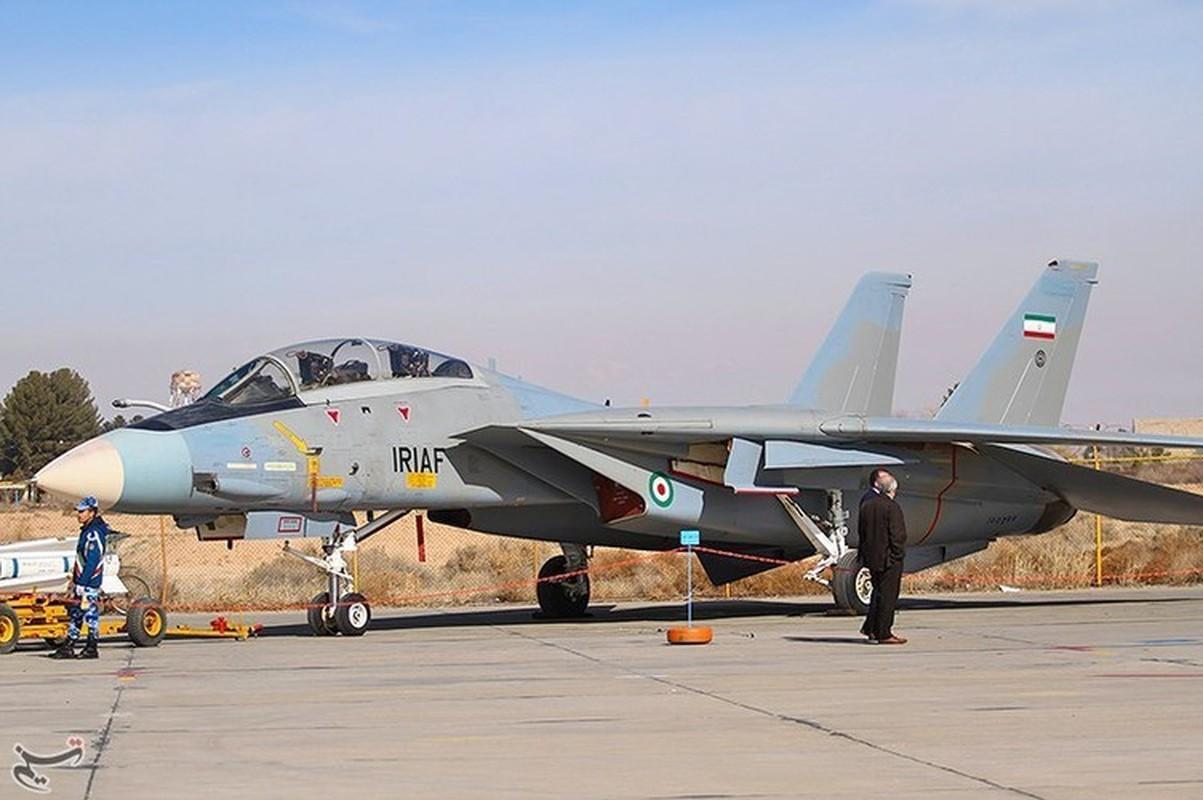 Tiem kich F-14 Tomcat Iran tang suc manh nho Nga va Trung Quoc-Hinh-11