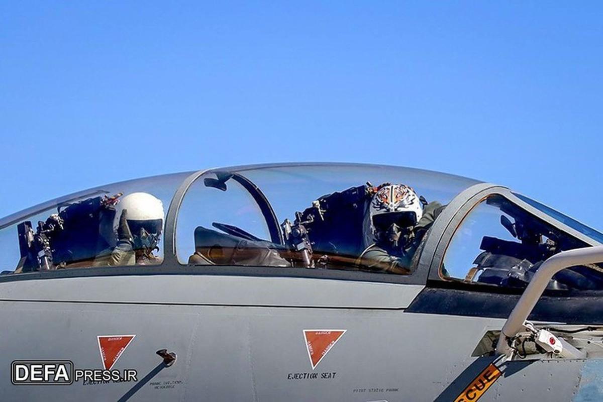 Tiem kich F-14 Tomcat Iran tang suc manh nho Nga va Trung Quoc-Hinh-12