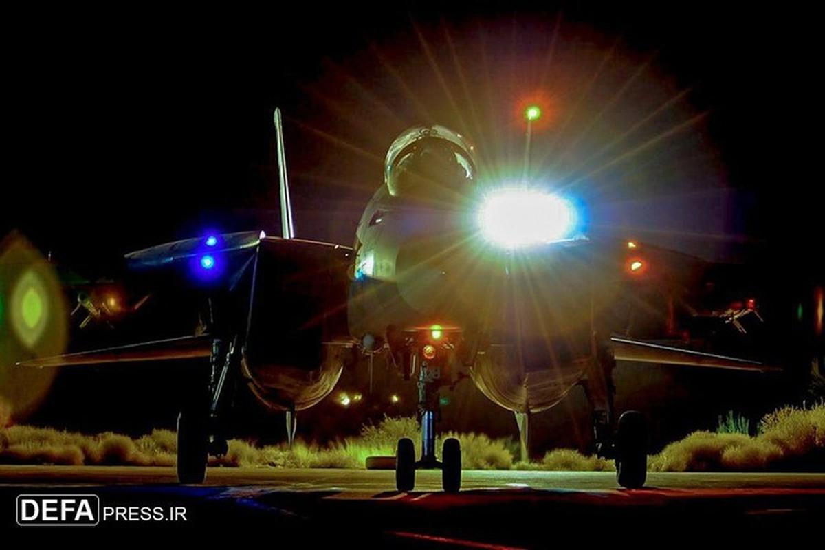 Tiem kich F-14 Tomcat Iran tang suc manh nho Nga va Trung Quoc-Hinh-13