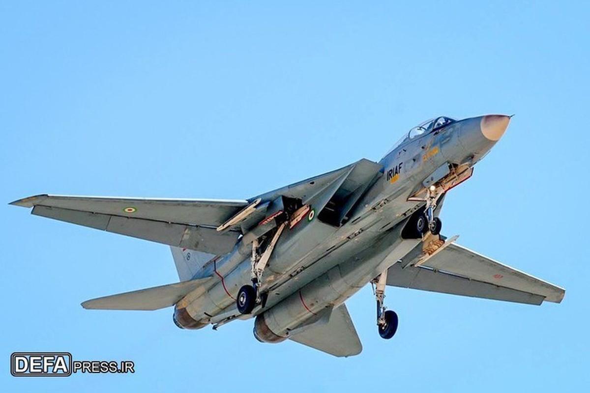 Tiem kich F-14 Tomcat Iran tang suc manh nho Nga va Trung Quoc-Hinh-14
