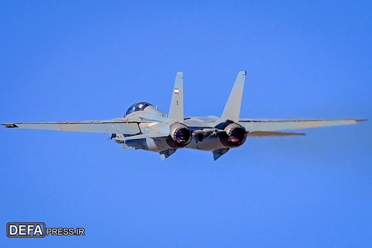 Tiem kich F-14 Tomcat Iran tang suc manh nho Nga va Trung Quoc-Hinh-15