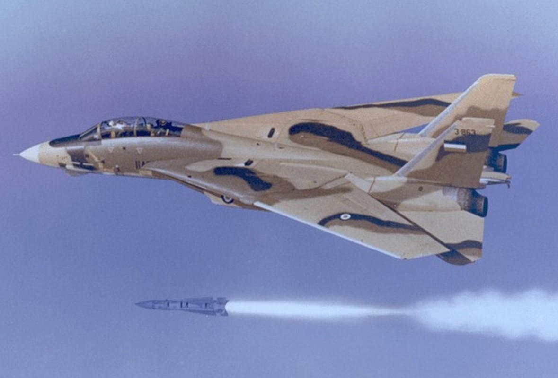 Tiem kich F-14 Tomcat Iran tang suc manh nho Nga va Trung Quoc-Hinh-16