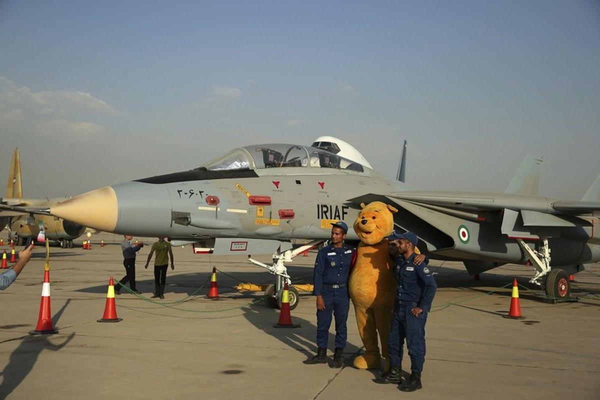 Tiem kich F-14 Tomcat Iran tang suc manh nho Nga va Trung Quoc-Hinh-19