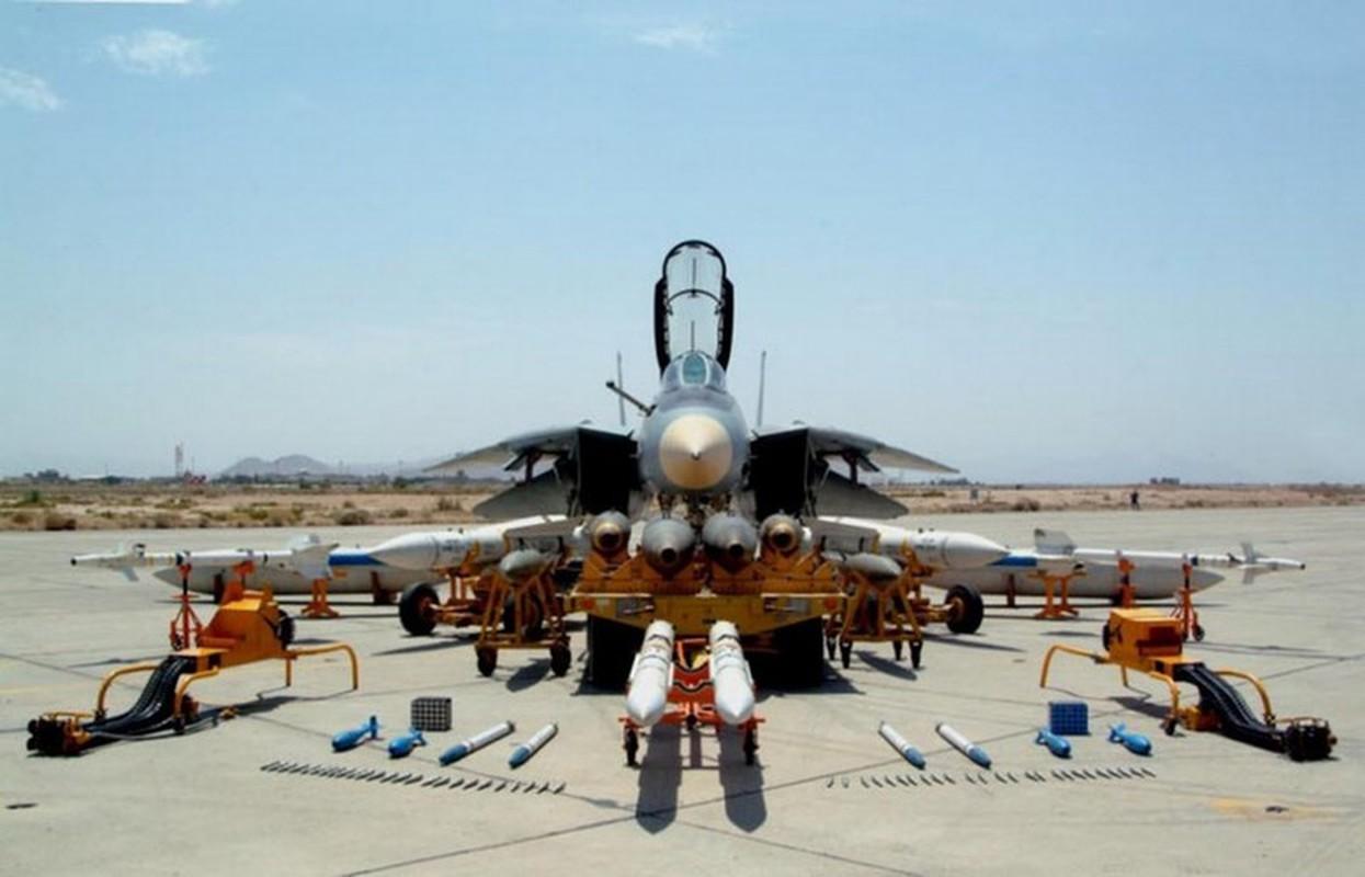 Tiem kich F-14 Tomcat Iran tang suc manh nho Nga va Trung Quoc-Hinh-20