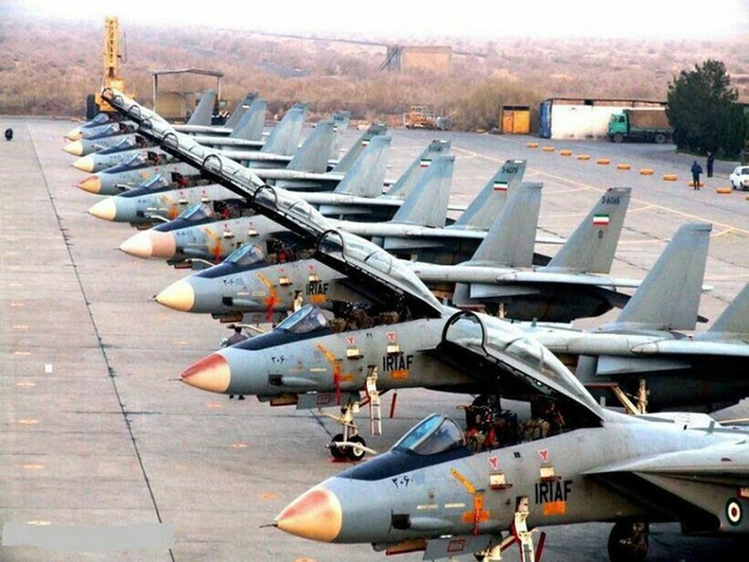 Tiem kich F-14 Tomcat Iran tang suc manh nho Nga va Trung Quoc-Hinh-21
