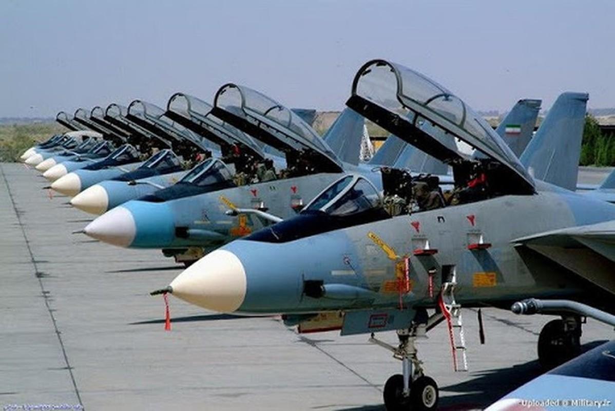 Tiem kich F-14 Tomcat Iran tang suc manh nho Nga va Trung Quoc-Hinh-22