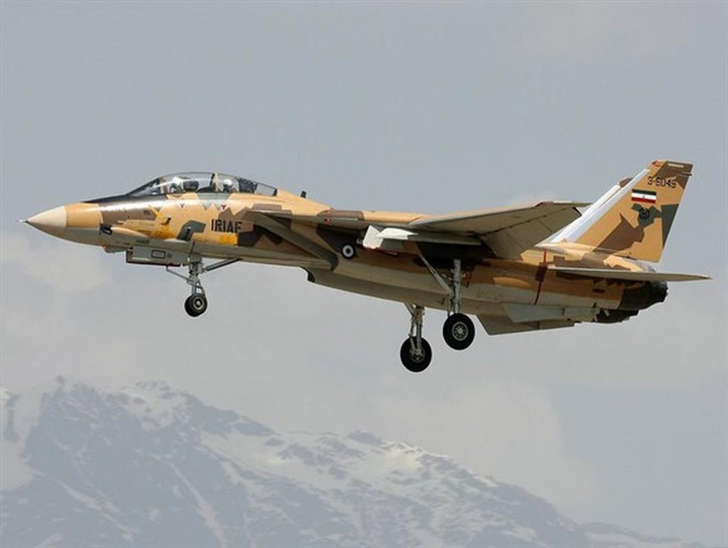 Tiem kich F-14 Tomcat Iran tang suc manh nho Nga va Trung Quoc-Hinh-23
