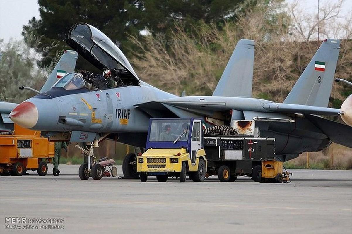Tiem kich F-14 Tomcat Iran tang suc manh nho Nga va Trung Quoc-Hinh-4