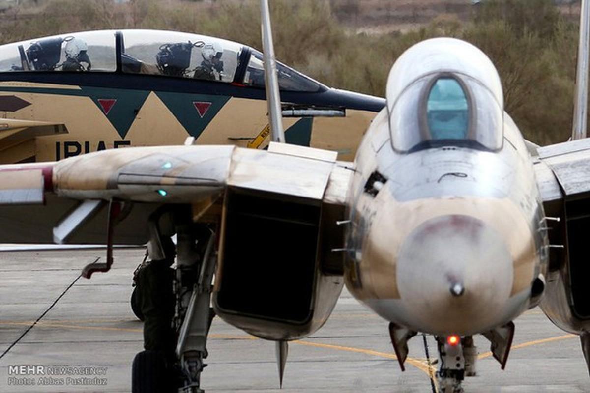Tiem kich F-14 Tomcat Iran tang suc manh nho Nga va Trung Quoc-Hinh-5