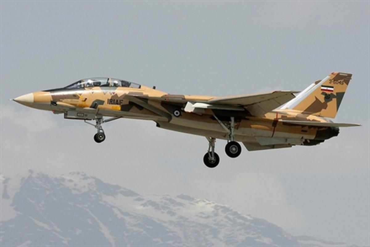 Tiem kich F-14 Tomcat Iran tang suc manh nho Nga va Trung Quoc-Hinh-7