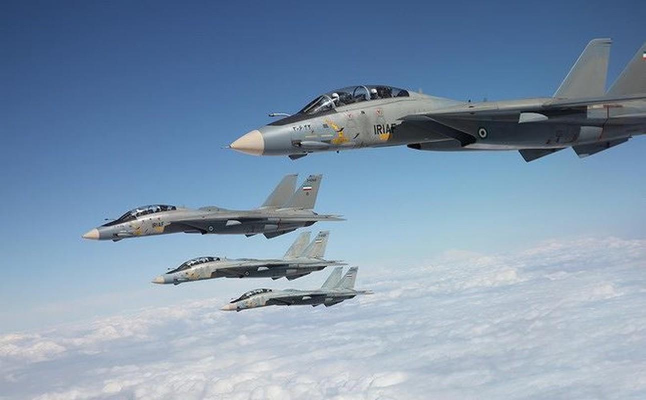 Tiem kich F-14 Tomcat Iran tang suc manh nho Nga va Trung Quoc-Hinh-8