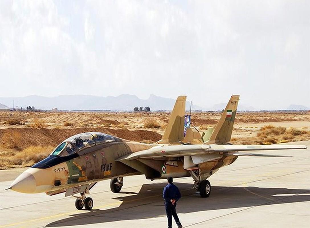 Tiem kich F-14 Tomcat Iran tang suc manh nho Nga va Trung Quoc-Hinh-9