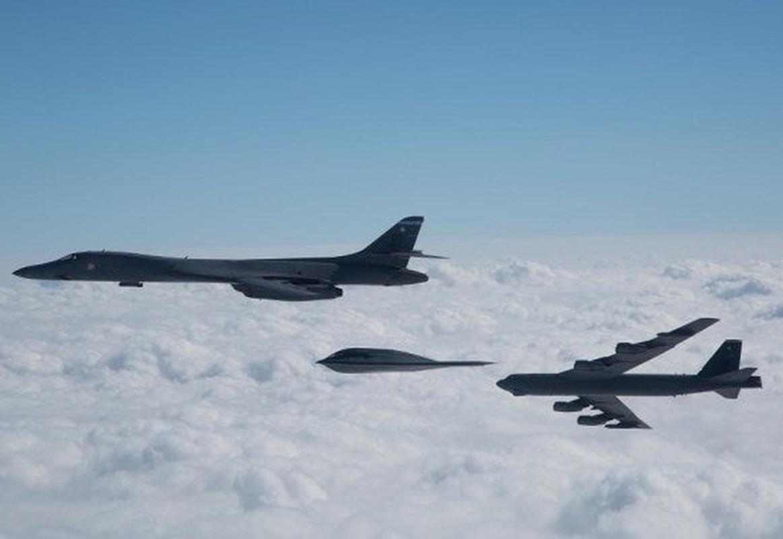 Bo ba B-1B, B-2 va B-52 cua My se duoc trien khai khap toan cau-Hinh-4
