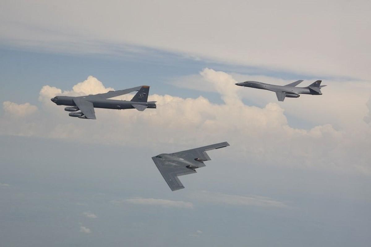 Bo ba B-1B, B-2 va B-52 cua My se duoc trien khai khap toan cau-Hinh-5