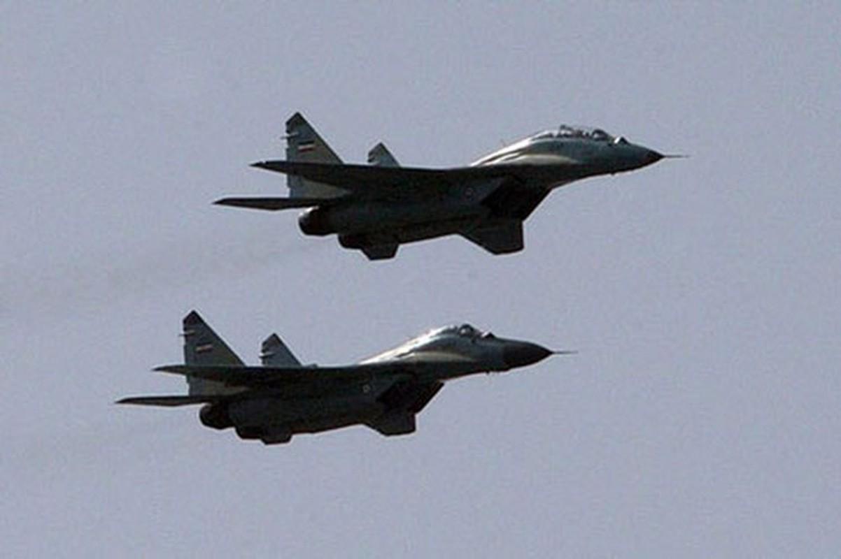MiG-29 Syria duoc Belarus hien dai hoa cung chi khien My