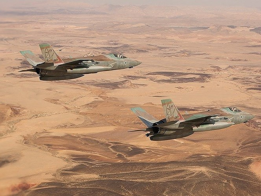 Israel mo rong phi doi F-35, phong khong Nga - Syria giat minh thon thot-Hinh-15
