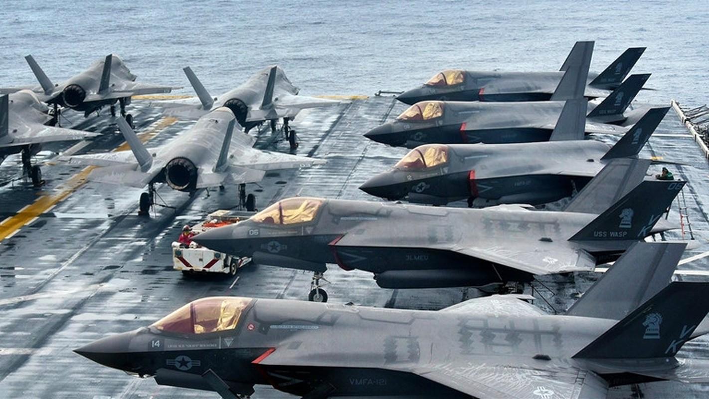 Tiem kich F-35 thieu linh kien, Tong thong Trump do loi cho ong Obama-Hinh-7