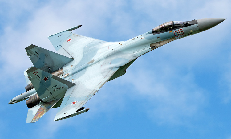 Lo dien khach hang khung mua tiem kich Su-35 cua Nga: Hop dong 3 ty USD?
