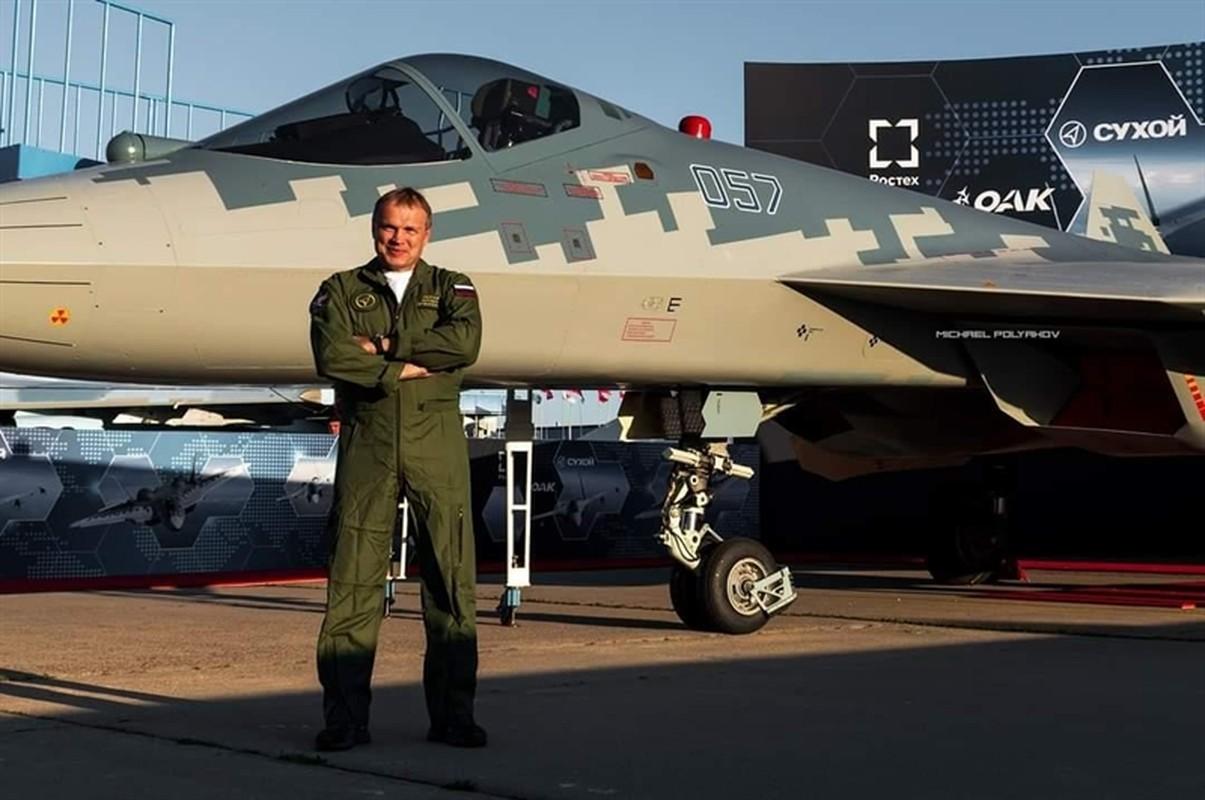 Nga thu thanh cong he thong AI tren tiem kich tang hinh Su-57-Hinh-4