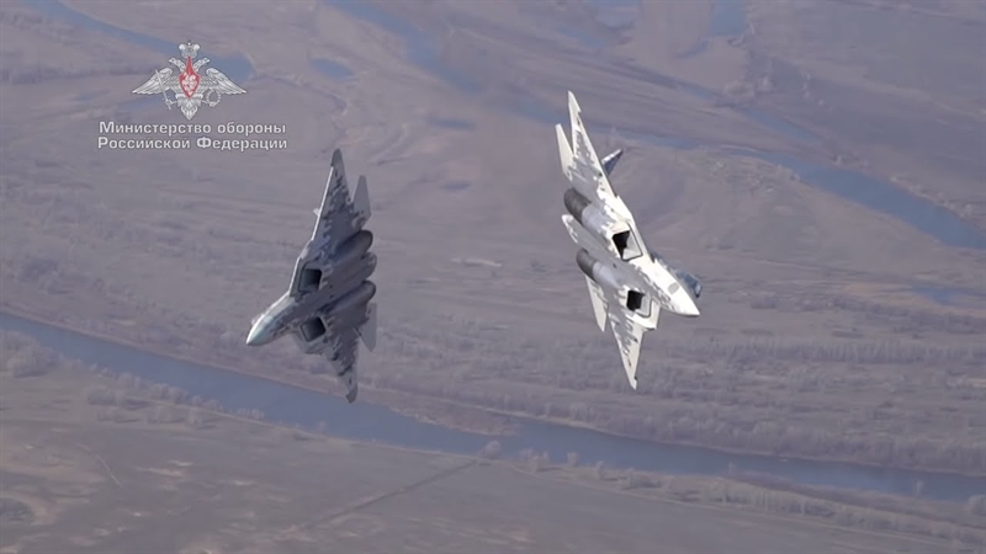 Nga thu thanh cong he thong AI tren tiem kich tang hinh Su-57-Hinh-5