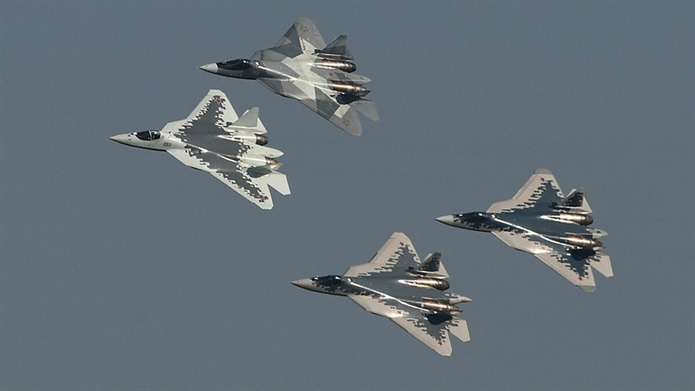 Nga thu thanh cong he thong AI tren tiem kich tang hinh Su-57-Hinh-8