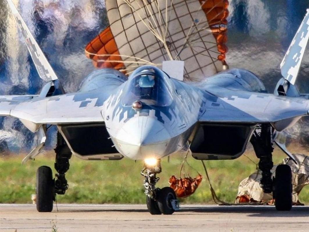 Nga thu thanh cong he thong AI tren tiem kich tang hinh Su-57